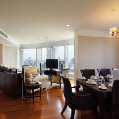 Grande Centre Point Hotel Ratchadamri 5* Люкс с различными типами кроватей фото 10
