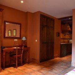 Отель Suite Aparthotel El Refugio de Aran Vielha 3* Студия с разными типами кроватей фото 6