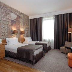 Гостиница Holiday Inn Moscow Tagansky (бывший Симоновский) 4* Стандартный номер с различными типами кроватей фото 4