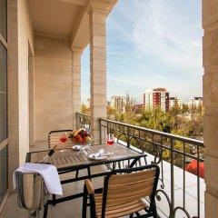 Отель Амбассадор 4* Представительский люкс с различными типами кроватей фото 7