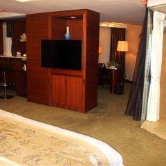 Donlord International Hotel 5* Номер Делюкс разные типы кроватей фото 4