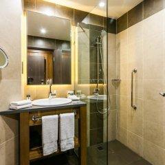 Гостиница DoubleTree by Hilton Tyumen 4* Стандартный номер разные типы кроватей фото 5