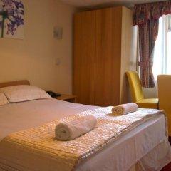 Отель Horizon B and B Великобритания, Кемптаун - отзывы, цены и фото номеров - забронировать отель Horizon B and B онлайн комната для гостей фото 9