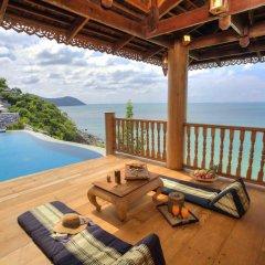 Отель Santhiya Koh Yao Yai Resort & Spa 5* Вилла Премиум с различными типами кроватей фото 4