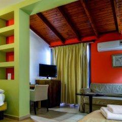 Iraklion Hotel 3* Стандартный номер с различными типами кроватей фото 13