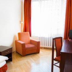 Hotel Katowice Economy 2* Номер категории Эконом с различными типами кроватей фото 3