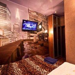 Дизайн-отель Домино 3* Номер категории Эконом с различными типами кроватей фото 2