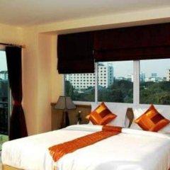 Отель MetroPoint Bangkok 4* Люкс с различными типами кроватей фото 12