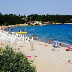 Отель Odysseus Nessebar пляж фото 2