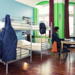 The Circus Hostel Кровать в общем номере с двухъярусной кроватью фото 4