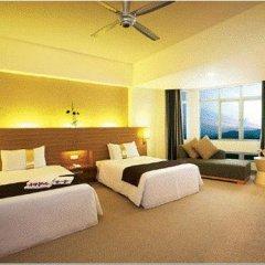 Sunny C Hotel 2* Стандартный семейный номер с двуспальной кроватью фото 3