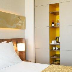 Radisson Blu Hotel Lyon 4* Стандартный номер с различными типами кроватей фото 5