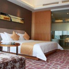 Huaqiang Plaza Hotel Shenzhen 4* Представительский номер с различными типами кроватей