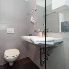 Отель Urban Stay Villa Cicubo Salzburg Австрия, Зальцбург - 3 отзыва об отеле, цены и фото номеров - забронировать отель Urban Stay Villa Cicubo Salzburg онлайн ванная фото 4
