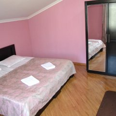 Отель Исака 3* Номер Комфорт с двуспальной кроватью фото 4