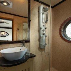 Отель Halong Aclass Legend Cruise 3* Номер Делюкс с различными типами кроватей