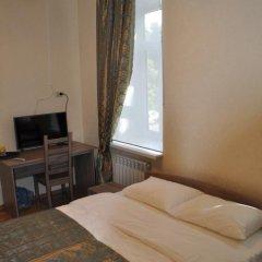 Гостиница Суворов Стандартный номер двуспальная кровать фото 12