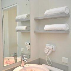 Отель Mon Choisy Beach Resort 3* Студия с различными типами кроватей фото 8