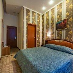Крон Отель 3* Стандартный номер с двуспальной кроватью фото 5