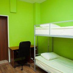 Отель Жилые помещения Кукуруза Кровать в женском общем номере фото 13