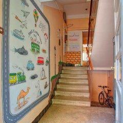 City Hostel Нови Сад интерьер отеля фото 3