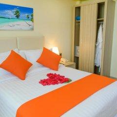 Отель Point Inn 3* Улучшенный номер с различными типами кроватей фото 4