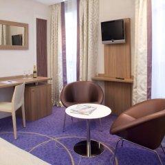 Hotel de Sevigne 3* Стандартный номер с разными типами кроватей фото 3