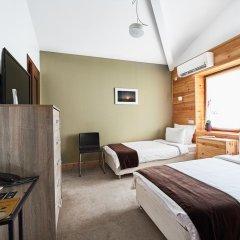 Гостевой дом Резиденция Парк Шале Стандартный номер с различными типами кроватей фото 22