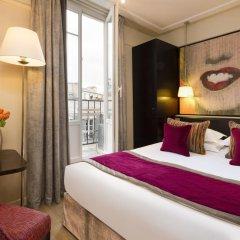 Hotel Le Chaplain Rive Gauche 4* Стандартный номер с различными типами кроватей фото 14