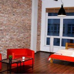 Апартаменты Vivacity Warsaw Apartments комната для гостей фото 3
