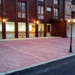 Отель Mountain View Aparthotel Болгария, Банско - отзывы, цены и фото номеров - забронировать отель Mountain View Aparthotel онлайн парковка