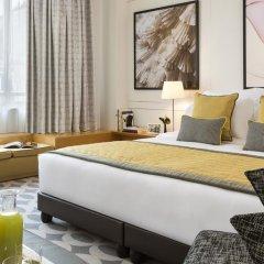 Отель La Clef Tour Eiffel (ex. Citadines Suites Arc de Triomphe) Стандартный номер с разными типами кроватей фото 6