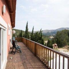 Отель Casa rural en Finestrat балкон