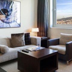 AC Hotel Barcelona Forum by Marriott интерьер отеля фото 2