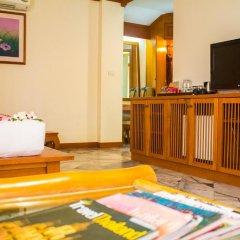 Отель Railay Bay Resort and Spa 4* Коттедж Делюкс с различными типами кроватей фото 20