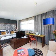 Отель Capri by Fraser, Barcelona / Spain 4* Студия Делюкс с различными типами кроватей