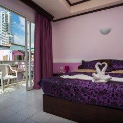 Отель The Grand Orchid Inn 2* Улучшенный номер разные типы кроватей фото 8
