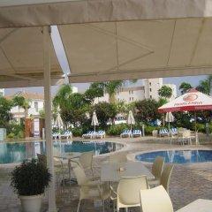 Отель Polyxenia Isaak Villa 30 Кипр, Протарас - отзывы, цены и фото номеров - забронировать отель Polyxenia Isaak Villa 30 онлайн бассейн