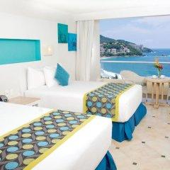 Отель Sunscape Dorado Pacifico Ixtapa Resort & Spa - Все включено 4* Стандартный номер с различными типами кроватей фото 2