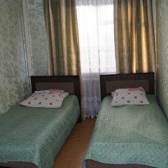 Гостиница Центральная Номер Эконом 2 отдельные кровати фото 4