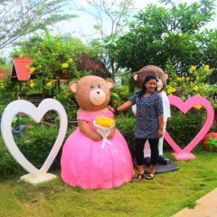 Отель Rimbueng Resort Pranburi 3* Стандартный номер с различными типами кроватей фото 10