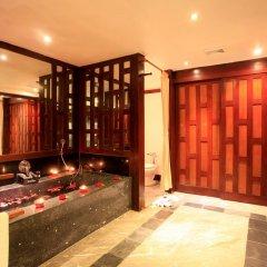 Отель Baan Yin Dee Boutique Resort 4* Номер Делюкс двуспальная кровать фото 6