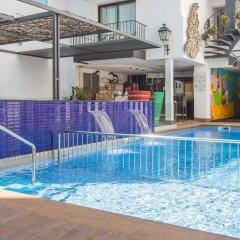 Отель Apartamentos Neptuno бассейн фото 2