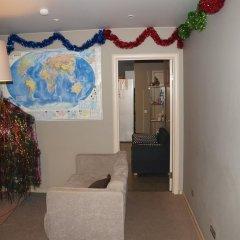Хостел Обской Кровати в общем номере с двухъярусными кроватями фото 13