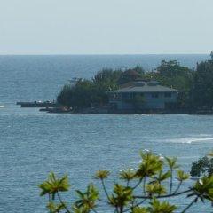 Отель Colibri Hill Resort Гондурас, Остров Утила - отзывы, цены и фото номеров - забронировать отель Colibri Hill Resort онлайн пляж