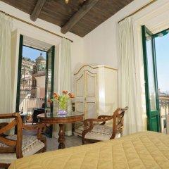 Отель Residenza Del Duca 3* Улучшенный номер с различными типами кроватей фото 6