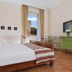 Отель Caesar House Residenze Romane 3* Стандартный номер с различными типами кроватей фото 4