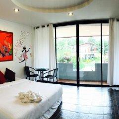 Отель Sabai A Lot House 2* Номер Делюкс