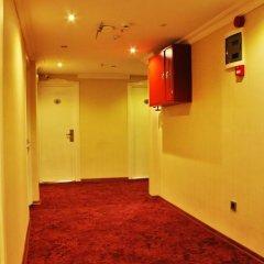 Sultanahmet Newport Hotel 3* Стандартный номер с различными типами кроватей фото 13