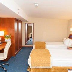 Отель Holiday Inn Istanbul City 5* Стандартный номер с различными типами кроватей фото 3